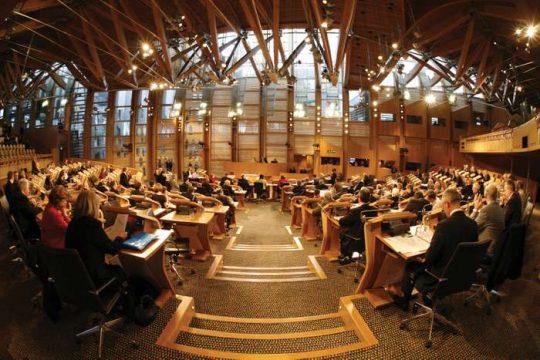 scotland government grant